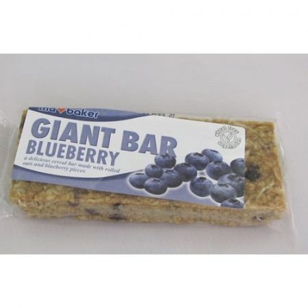 Ma Baker gabonaszelet áfonyás (blueberry) 90 g