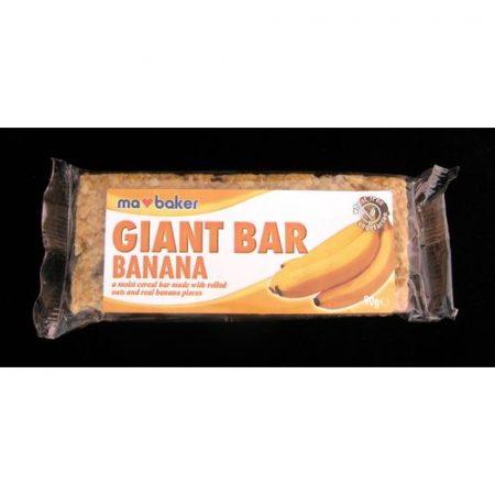Ma Baker zabszelet banános 90 g