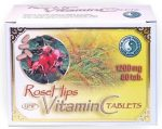C vitamin tabletta csipkebogyó kivonattal 1200 mg 40x