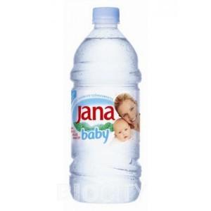Jana baby ásványvíz szénsavmentes 1 l