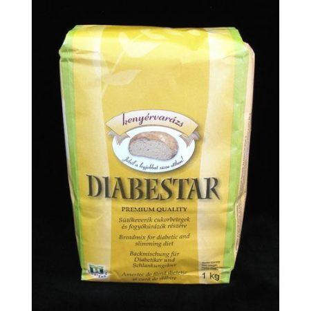 Diabestar diabetikus sütőkeverék Kenyérvarázs 1 kg