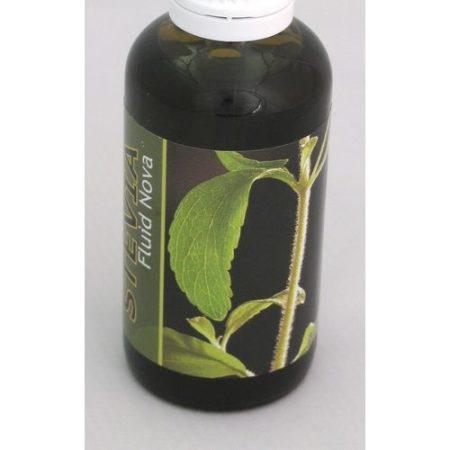 Stevia csepp alkoholmentes Fluid Nova 50 ml