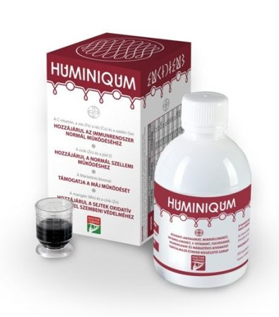 Huminiqum huminsav szirup 250 ml