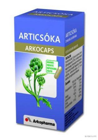 Arkocaps Articsóka kapszula 45x