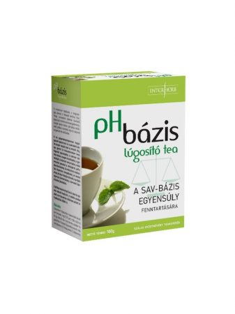 INTERHERB VITAL pH BÁZIS lúgosító tea 100g