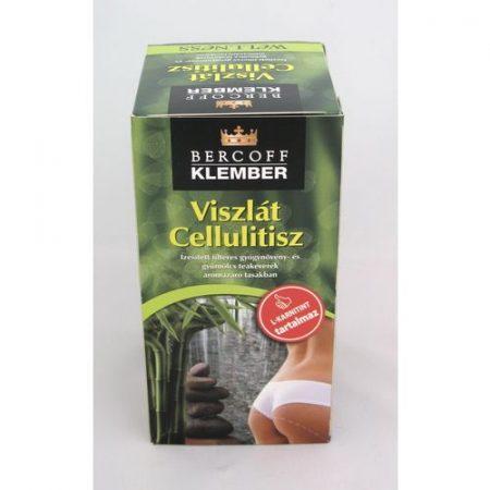 Klember Cellulitisz elleni tea Celulitída 20x