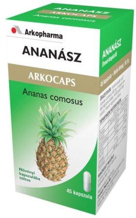 Arkocaps Ananász kapszula 45x