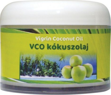 Vco kókuszolaj hidegen sajtolt extra szűz 250 ml