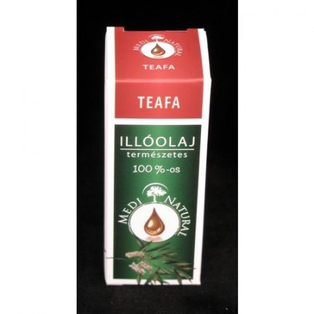 Medinatural illóolaj 100% teafa  5 ml