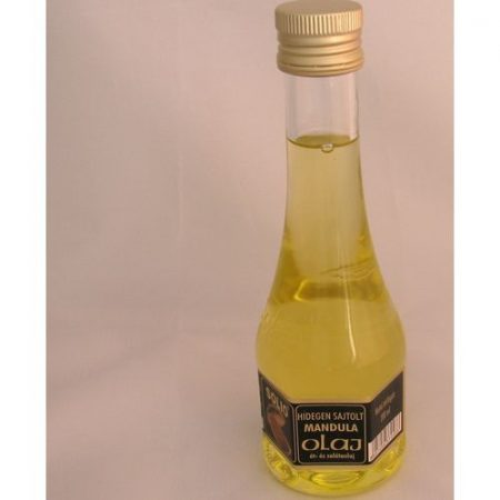Solio hidegen sajtolt mandulaolaj 200 ml