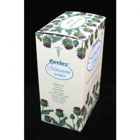Herbex Máriatövis termés tea 120 g