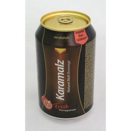 Karamalz alkoholmentes maláta ital gránátalmás dobozos 330 ml