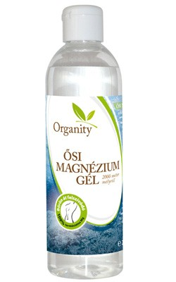 Ősi magnézium gél Organity 250 ml