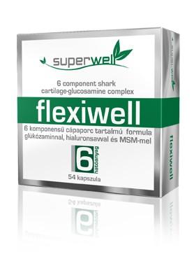 Superwell Flexiwell kapszula 54x