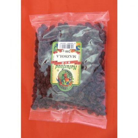 Naturfood mazsola bio 200 g
