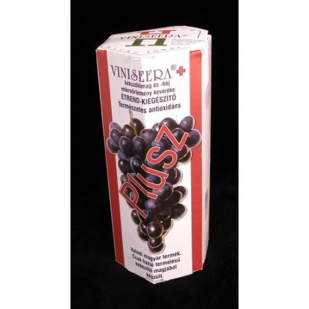 Kékszőlőmag mikroőrlemény plusz Viniseera 150 g