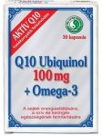 Q10 Ubiquinol100 mg+Omega3 kapszula Dr. Chen 30x