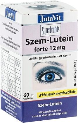 JutaVit Tabletta Szem-Lutein forte 60x