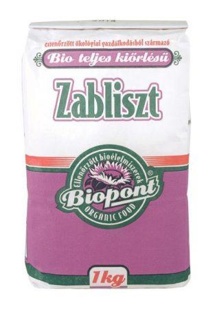 Biopont Zabliszt teljes kiőrlésű 1 kg