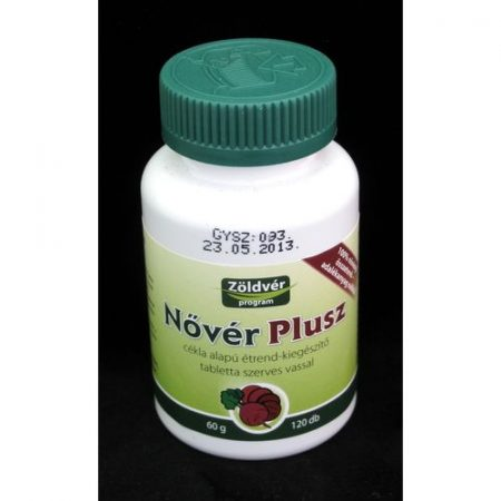 Nővér Plusz tabletta 120x