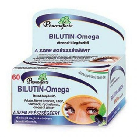 Bilutin-Omega kapszula 60x