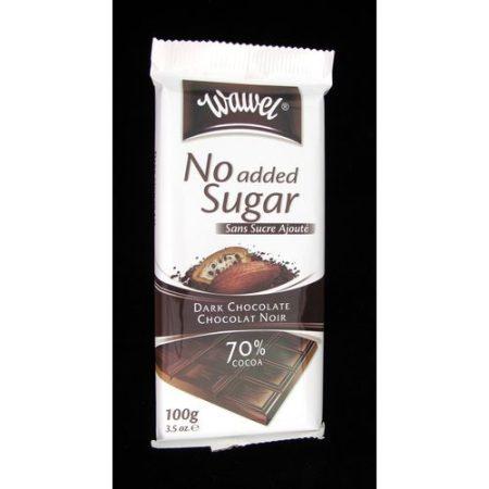 Diabetikus Wawel étcsokoládé 70% 100 g