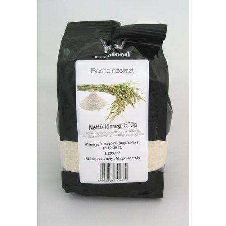 Eccofood Barna rizsliszt Biopont 500 g