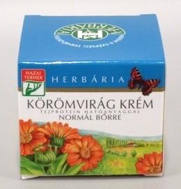 Körömvirágkrém Herbária dobozos 50 ml