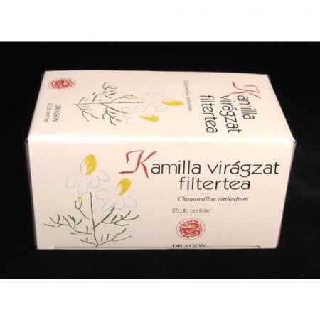 Kamilla tea filteres 25x1g  Dragon 25 g