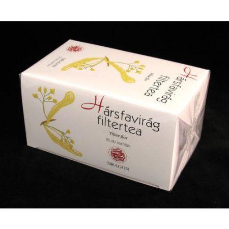 Hársfavirág tea filteres 25x Dragon