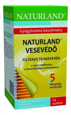 Naturland Vesevédő tea filteres 25x1 g 25 g