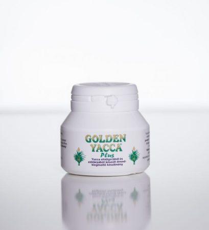 Golden Yacca étrendkiegészítő kapszula 31 38x