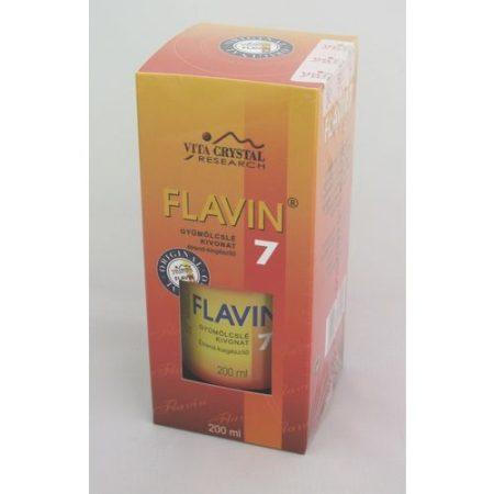 Flavin 7 gyümölcslé koncentrátum 200 ml